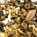 Drvene perle - razni oblici