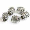 Metalne perle, privesci | Repromaterijal za izradu nakita i bižuterije – perle, alke, kopče, konac za nizanje | Srbija, Novi Sad