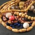 Drvene perle | Repromaterijal za izradu nakita i bižuterije – perle, alke, kopče, konac | Srbija, Novi Sad | Repro-shop.com