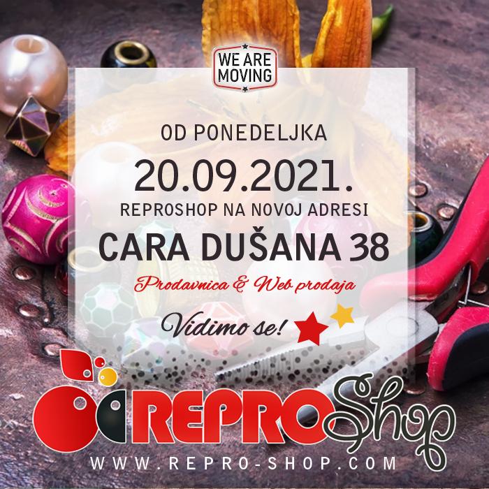 Reproshop Novi Sad Cara Dusana 38
